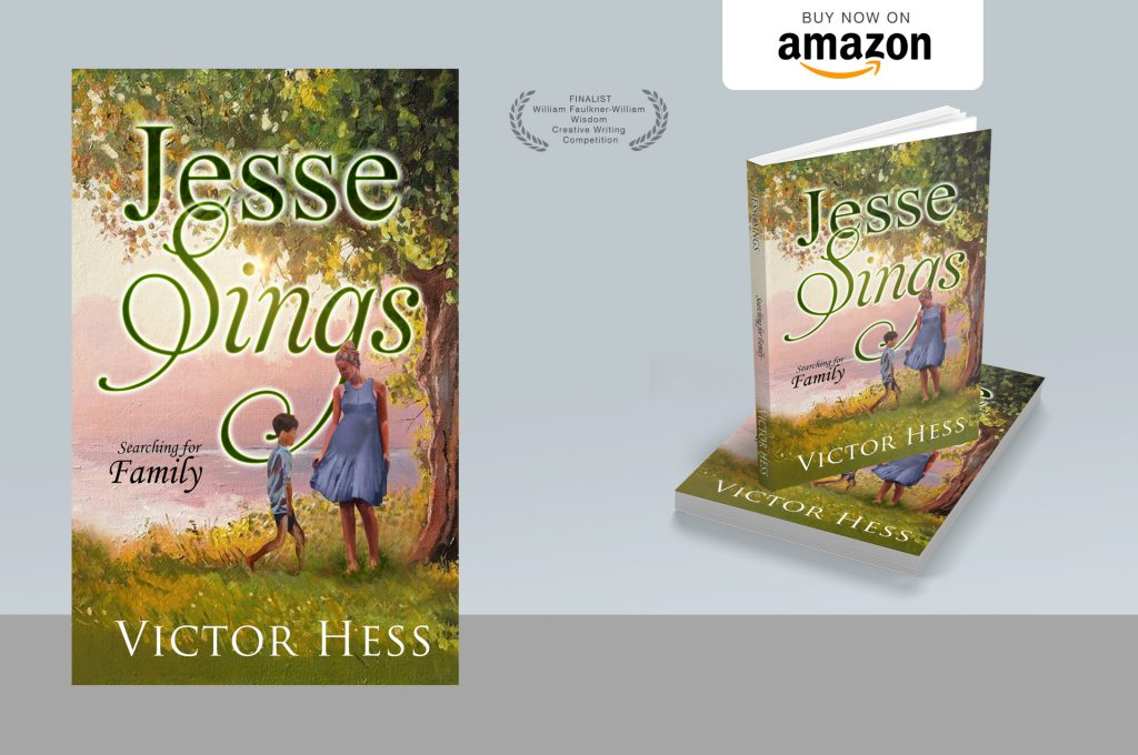 jesse sings book, author victor hess, kindle books